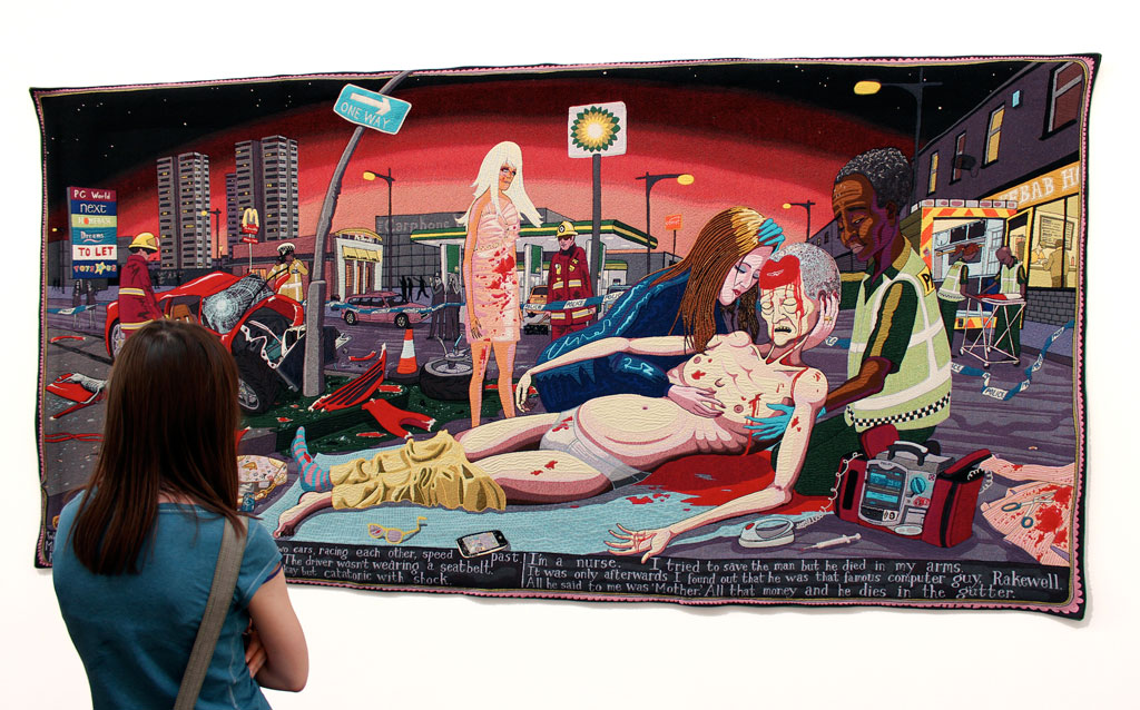 #Lamentation | Grayson Perry